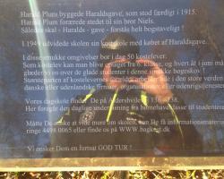 Bagsværd Sø - Haraldsgave