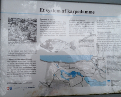 Furesø - Frederiksdal Skov. Skilt
