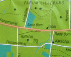 Farum Lillevang - Syv bronzealderhøje