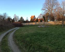Farum Sø - Farum kirke