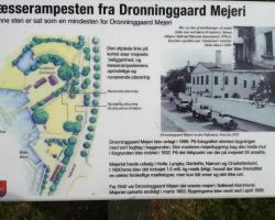 Vejlesø - Skilt