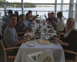Furesø - Udsigt fra restaurant