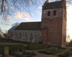 Kirke Værløse - Kirken