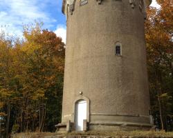 Kirke Værløse - Vandtårn