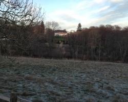 Mølleåen - Frederiksdal Slot
