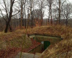 Fæstningskanalen - Bunker