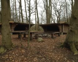 Jonstrupvang - Sheltere