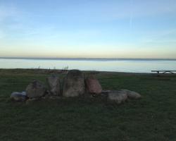 Øresund - Minde for Tycho Brahe